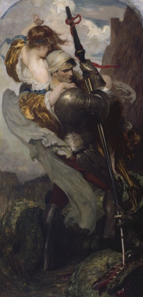 st-george-by-solomon-joseph-solomon-copyright-royal-academy-of-arts